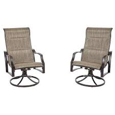 Sling Patio Chairs Sling Patio Furniture Swivel Patio Chairs Patio Furniture