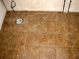 Installing Bathroom Floor - bathroom floor tile installation large and beautiful photos