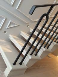 open treads stone staircase portland limestone cantilever stair