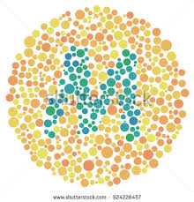 Blue Green Color Blindness Color Blindness Stock Images Royalty Free Images U0026 Vectors