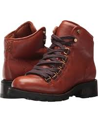 womens boots frye here s a great price on frye alta hiker rust s boots