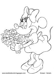 mickey mouse christmas coloring page awesome merry christmas