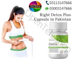 right detox plus capsule in pakistan openteleshop