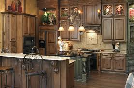 finished oak kitchen cabinets how to faux finish oak kitchen cabinets trendyexaminer