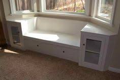 Bay Window Benches Stunning 2 Building A Seat With Storage In Gnscl