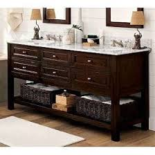 Bathroom Double Sink Cabinets by 51 Best Double Vanities Images On Pinterest Bathroom Ideas