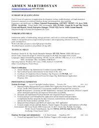 Software Testing 3 Years Experience Resume Java Resume Example Resume Peppapp