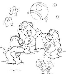 20 bear images colouring bear care bears