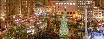 holiday events westin st francis