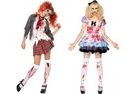 scary girl costumes recent 20 best unique creative yet scary costume ideas