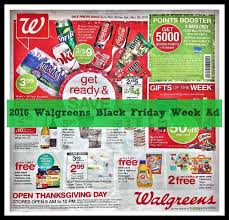 walgreens 2016 thanksgiving black friday weekly ad now