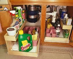 under kitchen sink storage addis kitchen sense under sink storage