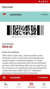 black friday target 2017 20 off coupon is on receipt target now with cartwheel android apps on google play