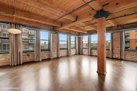 Big Loft by West Loop Corner Unit Timber Loft Can Be Had For 310k Curbed