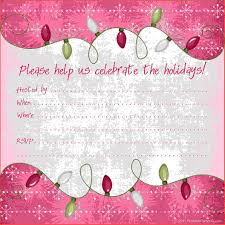 christmas cookie party invitations free printable christmas party invitations templates u2013 gangcraft net