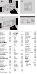 Kop Mall Map Fairlane Town Center 113 Stores Shopping In Dearborn Michigan