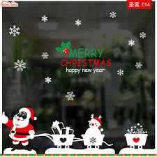 Christmas Window Glass Decorations by Online Get Cheap Glass Decorations Companies Aliexpress Com