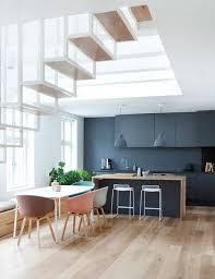 mur cuisine le gris dans la cuisine cocon de décoration le