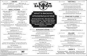 Backyard Bbq Arlington Backyard Bbq U0026 Brew Great Kosher Restaurants