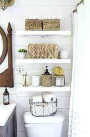 Shelving Ideas For Small Bathrooms Small Bathroom Shelves Blatt Me