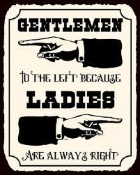 second life marketplace gentlemen ladies sign