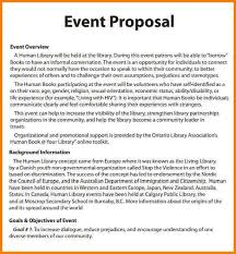 events proposal sample hitecauto us