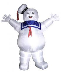 Inflatable Halloween Costume Ghostbusters Stay Puft Inflatable Halloween Costume Ideas 2016