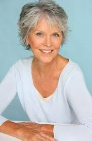 womrns hair style for 60 year olds 45 year old woman with gray hair hairstyles 60 year old woman