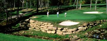 crossville tn golf resort the trace at cumberland mountain tennessee mountain golf