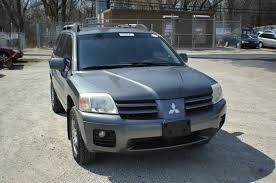 2004 mitsubishi endeavor gray used truck suv awd sale