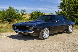 1969 camaro restomod for sale 1969 camaro rs ss restomod two tone black custom interior for