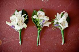wedding flowers perth annika and tom polka dot