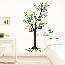 online get cheap large family tree wall decal aliexpress com large family memory tree wall decal for living room bedroom sofa backdrop tv background removable wall