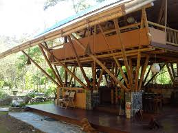 bamboo house construction plans design sweeden