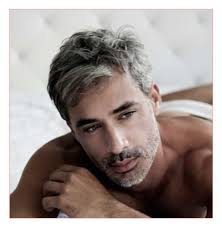 Gray Hair Mens Hairstyles by Hairstyles Trends With Trendy Men Short Gray Hair U2013 All In Men