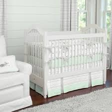 Baby Deer Nursery Crib Bedding Neutral Colors Creative Ideas Of Baby Cribs