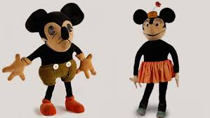making mickey mouse doll 1930s style d23