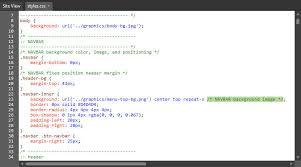 Top Bar Css Nav Bar Advanced Updates Codex