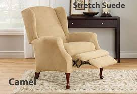 Slipcover For Wingback Chair Design Ideas Wing Chair Recliner Design Ideas Eftag