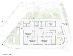 kindergarten floor plan examples daniel valle architects unveils winning kindergarten design for