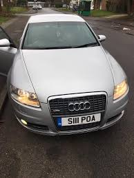 audi harlow audi a6 2 0 tdi s line in harlow essex gumtree