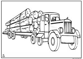 free semi truck coloring pages tags semi coloring pages