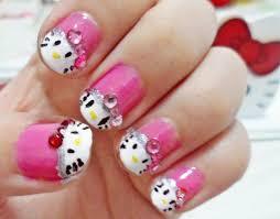 hello kitty toe nail designs image collections nail art designs