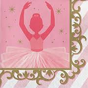 ballerina party supplies ballerina party supplies and decorations ezpartyzone