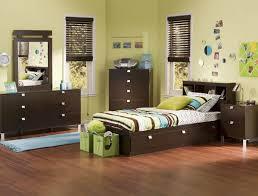 modern home advantage bedroom designs with dark brown furniture ideas