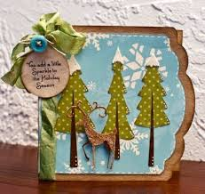 106 best cricut winter woodland images on cricut cards