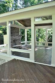 Screened In Patio Ideas Back Porch Design Ideas Fulllife Us Fulllife Us
