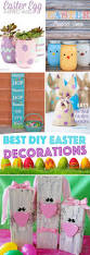Easy Handmade Easter Decorations by Get Crafty And Creative With These Exquisite Easter Decorations