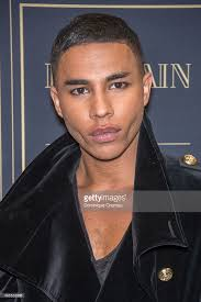 balmain designer balmain x h m launch photocall photos and images