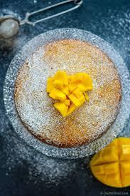 Kek Mango moist mango pound cake recipe chefdehome